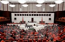 Quốc hội Thổ Nhĩ Kỳ ẩu đả xung quanh việc sửa đổi hiến pháp