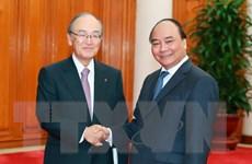 Thủ tướng tiếp Đoàn Phòng Thương mại và Công nghiệp Nhật Bản