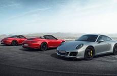 Porsche ra mắt 5 phiên bản 911 GTS mới giá chót vót: 9,5 tỷ đồng