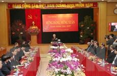 Tổng Bí thư ghi nhận đóng góp của VPTƯ Đảng vào thành tựu chung