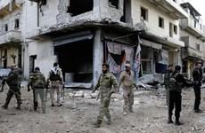 """Chiếm thung lũng Wadi, quân đội Syria giải tỏa """"cơn khát"""" ở thủ đô"""