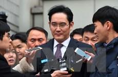 Tiếp tục xem xét yêu cầu bắt giam Phó Chủ tịch Samsung