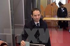 Bầu cử tổng thống Pháp: Ông Hamon sẽ đại diện phe cánh tả