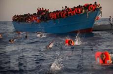 Chủ tịch EC cam kết đóng cửa tuyến đường di cư từ Libya đến Italy