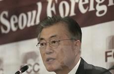Ứng cử tổng thống đảng đối lập Hàn Quốc dẫn đầu thăm dò dư luận