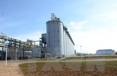 Nhôm Đắk Nông-TKV xuất khẩu 11.600 tấn hydroxit nhôm sang Hàn Quốc