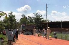 Tây Ninh: Xe máy đâm vào xe tải, một người chết tại chỗ