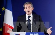 Cựu Tổng thống Pháp Sarkozy bị xét xử vì gây quỹ bất hợp pháp