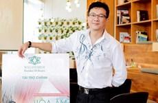 Nghệ sỹ Trí Nguyễn thành công khi đưa cây đàn tranh ra thế giới