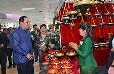 Các doanh nghiệp hai nước Lào và Pháp tăng cường hợp tác