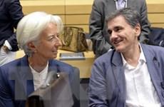 """Bất đồng giữa các chủ nợ đe dọa """"đóng băng"""" khoản cứu trợ cho Hy Lạp"""