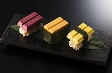 Món sushi KitKat độc đáo dành cho ngày lễ Tình yêu Valentine