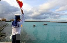 Cuộc sống người chiến sỹ Trường Sa đóng quân trên các đảo chìm