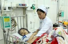 110 học sinh tiểu học nhập viện nghi ngộ độc thực phẩm