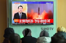 """Sự kiện quốc tế 6-12/2: Triều Tiên """"nắn gân"""" ông Donald Trump"""