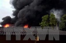 Cháy nhà gỗ nghiến, người đàn ông 61 tuổi chết thảm