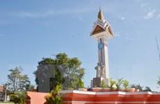 Hoàn thành trùng tu Đài hữu nghị Việt Nam-Campuchia tại tỉnh Takeo