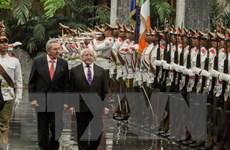Tổng thống Ireland thăm chính thức Cuba trong 3 ngày