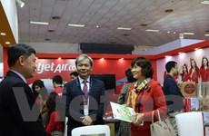 Việt Nam tích cực quảng bá hình ảnh tại hội chợ du lịch SATTE