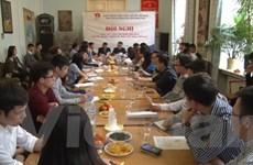 Đoàn TNCS Hồ Chí Minh tại Nga phát triển mạnh về số lượng, chất lượng