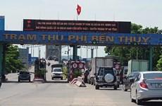 Làm rõ việc người dân phải trả phí tại trạm thu phí cầu Bến Thủy