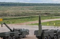 Nga tăng cường lực lượng bảo vệ các khu vực của đất nước