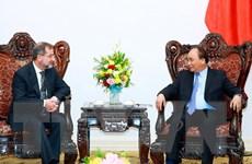 Thủ tướng Nguyễn Xuân Phúc tiếp Đại sứ Slovenia và New Zealand