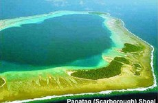 Philippines cảnh báo Trung Quốc về việc cải tạo bãi cạn Scarborough