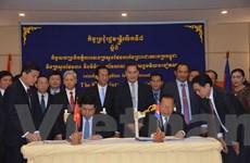Việt Nam và Campuchia tăng cường hợp tác song phương