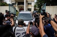 Malaysia phát hiện chất độc thần kinh VX trong thi thể Kim Jong-nam
