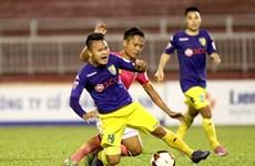 Hiểu rõ lối chơi của nhau, Sài Gòn FC và Hà Nội FC chia điểm