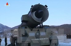 Mỹ cân nhắc đưa Triều Tiên trở lại danh sách quốc gia bảo trợ khủng bố