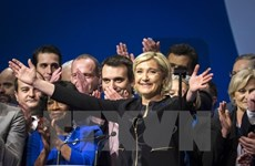 Bầu cử Pháp: Bà Le Pen và ông Macron sẽ dẫn đầu vòng 1