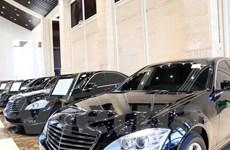 Lào bán đấu giá đội xe công đắt tiền của lãnh đạo cấp cao