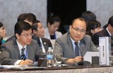 Hội nghị lần thứ nhất các quan chức cao cấp APEC 2017