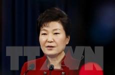 Yonhap dự kiến thời gian bà Park Geun-hye rời khỏi phủ tổng thống