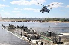 Nga triển khai lực lượng đặc nhiệm tới gần biên giới Libya