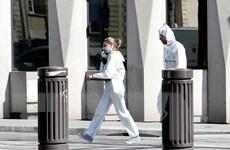 Xác định nguồn gốc bom thư nổ ở văn phòng IMF tại Pháp