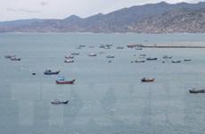 Cảnh sát Brunei bắt giữ một tàu cá Việt Nam cùng 10 thủy thủ