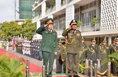 Tăng cường hợp tác quốc phòng hai nước Việt Nam-Campuchia