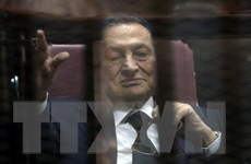 Cựu Tổng thống Mubarak được phóng thích sau 6 năm giam giữ