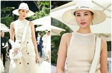 Dàn sao Việt nô nức tham gia show diễn thời trang hè 2017