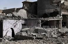 Liên quân sẽ điều tra cáo buộc không kích dân thường ở Mosul