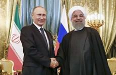 Tuyên bố chung Nga-Iran khẳng định quyết tâm chống khủng bố quốc tế