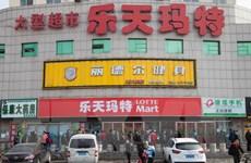 Hàn Quốc đề nghị Trung Quốc cho phép Lotte nối lại hoạt động