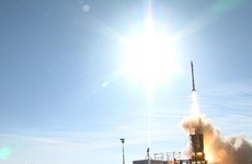 Israel phiên chế hệ thống phòng thủ tên lửa mới David's Sling