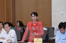 Tiếp tục Hội nghị đại biểu Quốc hội hoạt động chuyên trách