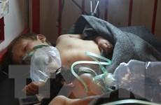 Phe đối lập yêu cầu LHQ điều tra vụ tấn công khí độc tại Syria