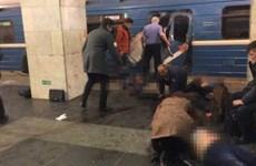 Nổ lớn gần nơi xảy ra vụ tấn công ga tàu điện ngầm St.Petersburg