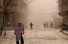 Còn quá sớm để cáo buộc Chính phủ Syria tấn công khí độc